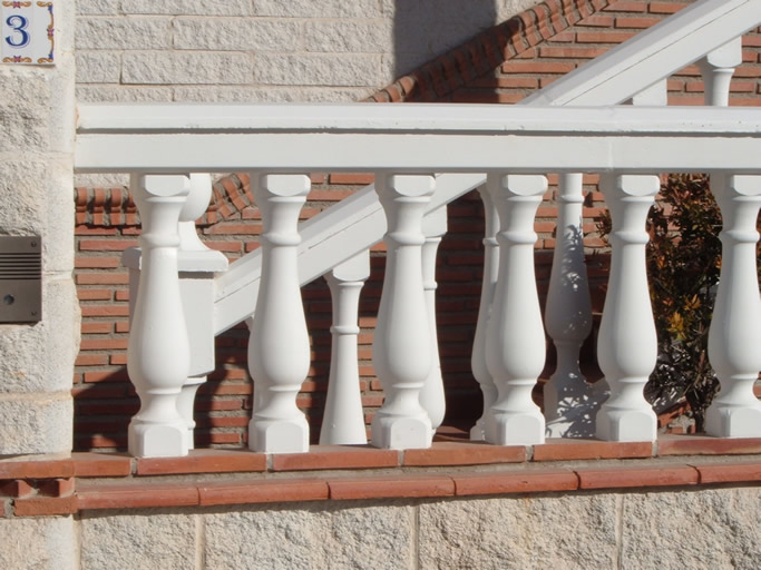 Finishing baluster mold n12 (click on the image)