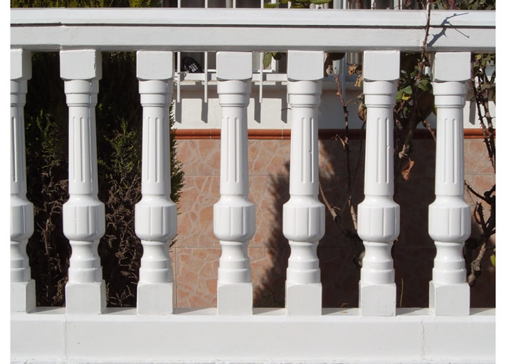 Baluster mold n2 finishing (click on the image)