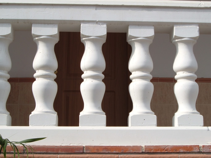Baluster mold finishing n9 (click on the image)