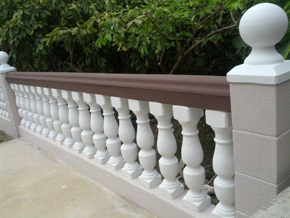 Baluster mold n24 finishing (click on the imaage)