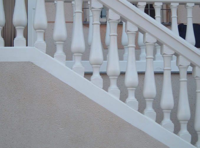 Finishing baluster mold n6 (click on the image)