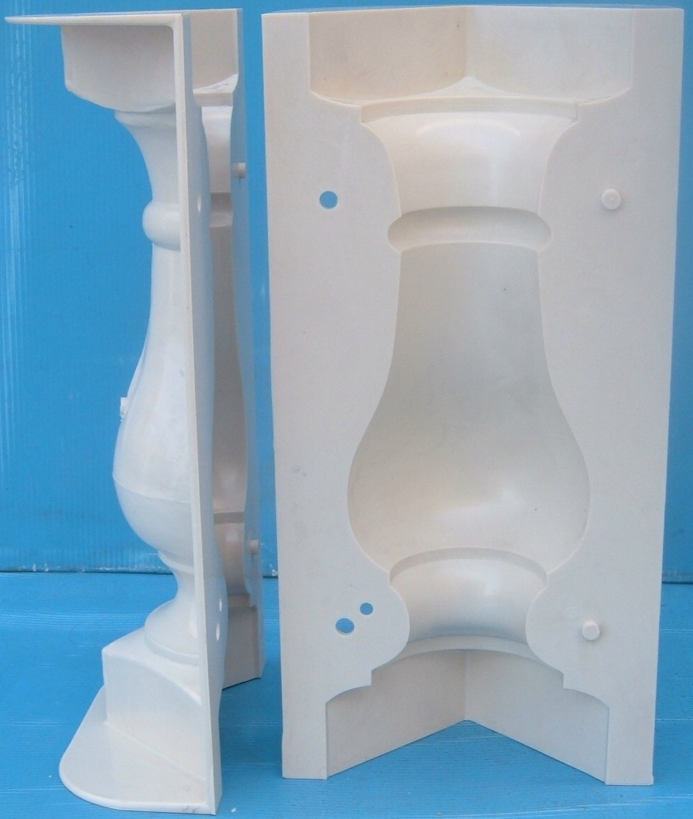 Baluster mold n11 (click on the image)