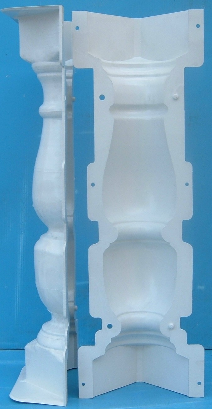 baluster mold n24 (click on the image)